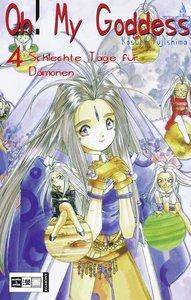 Oh! My Goddess 04. Schlechte Tage für Dämonen