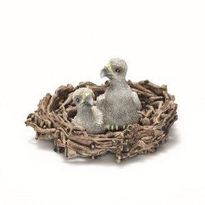 Schleich 14635 - Wild Life: Adlerjungen im Nest