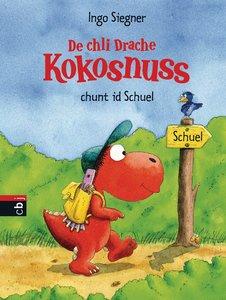 De chli Drache Kokosnuss chunt id Schuel - Ausgabe in Schweizerd