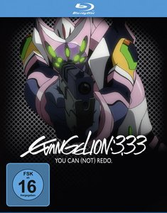 Evangelion 3.33 You Can (Not) Redo BD