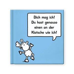 """Geschenkbuch """"Klatsche"""""""
