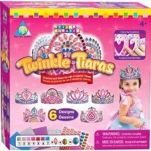 Invento 620210 - Sticky Mosaics: Twinkle Tiaras