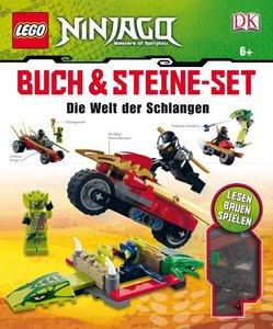 LEGO Ninjago Buch & Steine-Set
