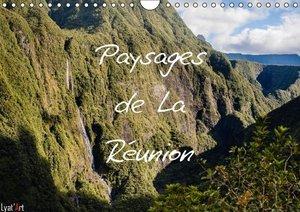 Paysages de La Réunion (Calendrier mural 2015 DIN A4 horizontal)