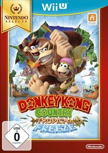 Donkey Kong Country: Tropical Freeze (Nintendo Selects)
