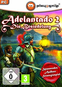 play+smile: Adelantado 2 - Die Besiedelung