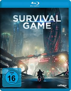 Survival Game (Blu-ray)