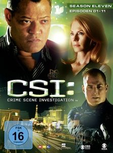 CSI: Las Vegas-Season 11.1