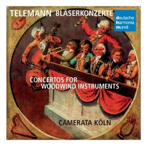 Concertos for Woodwind Instruments