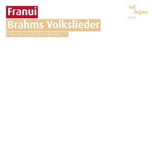 Brahms Volkslieder