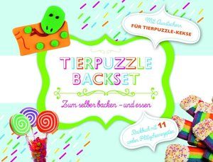 Tierpuzzle Backset