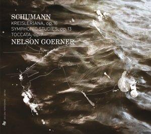Kreisleriana Op.16 / Toccata Op.7 / Sinfonische Etüden Op.13