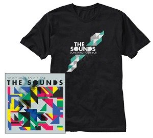Something To Die For-CD+T-Shirt B