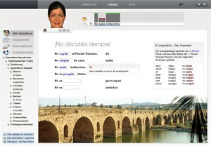 interaktive sprachreise sprachkurs 2 español