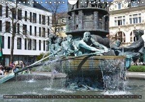 Koblenz Die Stadt am Deutschen Eck (Wandkalender 2016 DIN A4 que