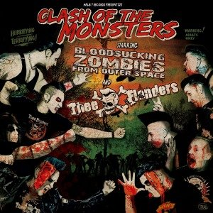 Clash Of The Monsters (lim.Ed.