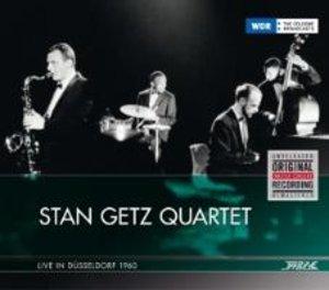 Stan Getz Quartet-Live in Düsseldorf 1960