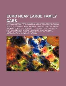 Euro NCAP large family cars