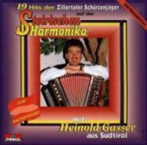 19 Hits Auf Der Steirischen Harmonika