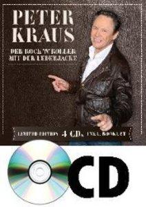 Der Rock'n Roller mit der Lederjacke - 100 Hits & Raritäten. LIM