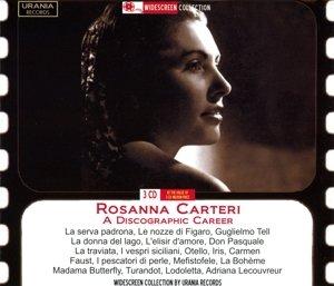 Rosanna Carteri: Diskographie einer Karriere