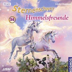 Sternenschweif Folge 34: Himmelsfreunde (Audio-CD)
