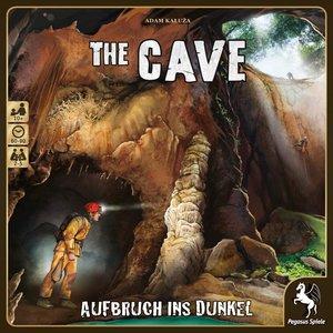 Pegasus Spiele 51940G - The Cave: Aufbruch ins Dunkel (deutsche