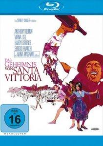Das Geheimnis von Santa Vittoria-Blu-ray Disc