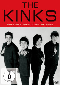 The Kinks-Paris 1965/Broadcast Archives