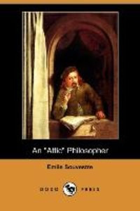 An Attic Philosopher (Dodo Press)