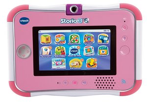 Vtech 80-158854 - Storio 3S Lern-Tablet in Pink