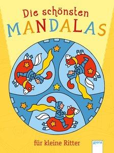 Die schönsten Mandalas für kleine Ritter