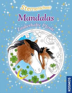 Sternenschweif: Mandalas Traumhafte Pferde