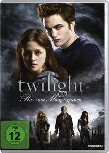 Twilight-Bis(s) zum Morgengrauen (Single V (DVD)