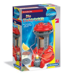 Clementoni Galileo - Die Elektrizität