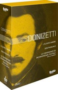 Elisir/Don Pasquale/Viva La Mama