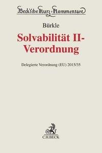 Solvabilität II-Verordnung