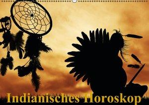 Indianisches Horoskop / Geburtstagskalender (Wandkalender immerw