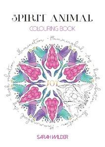 Spirit Animal Colouring Book