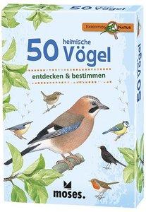 Expedition Natur. 50 heimische Vögel