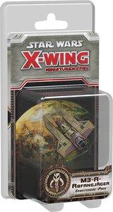 Asmodee FFGD4014 - Star Wars X-Wing - M3-A-Abfangjäger Erweiteru