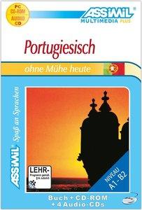 Assimil. Portugiesisch ohne Mühe heute. Multimedia-PLUS. Lehrbuc