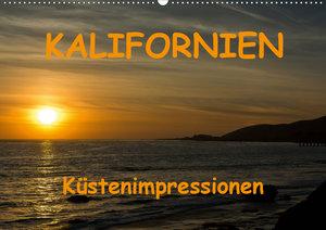 KALIFORNIEN Küstenimpressionen (Wandkalender 2020 DIN A2 quer)