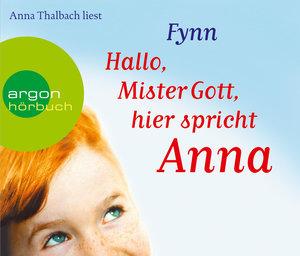 Hallo, Mister Gott, hier spricht Anna (Hörbestseller)