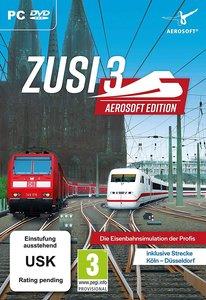 Zusi Aerosoft Edition inklusive AddOn Köln-Düsseldorf