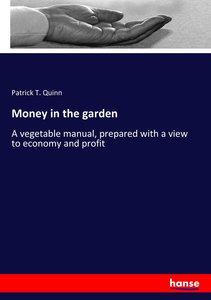 Money in the garden