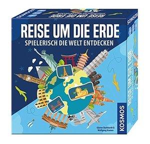Reise um die Erde - Spielerisch die Welt entdecken