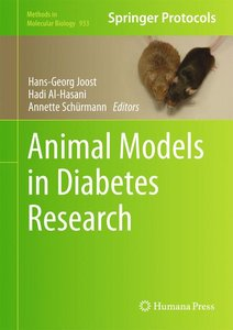 Animal Models in Diabetes Research