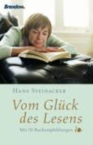 Vom Glück des Lesens