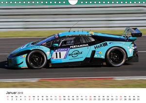 Motorsport aus Sant\'Agata (Wandkalender 2019 DIN A4 quer)